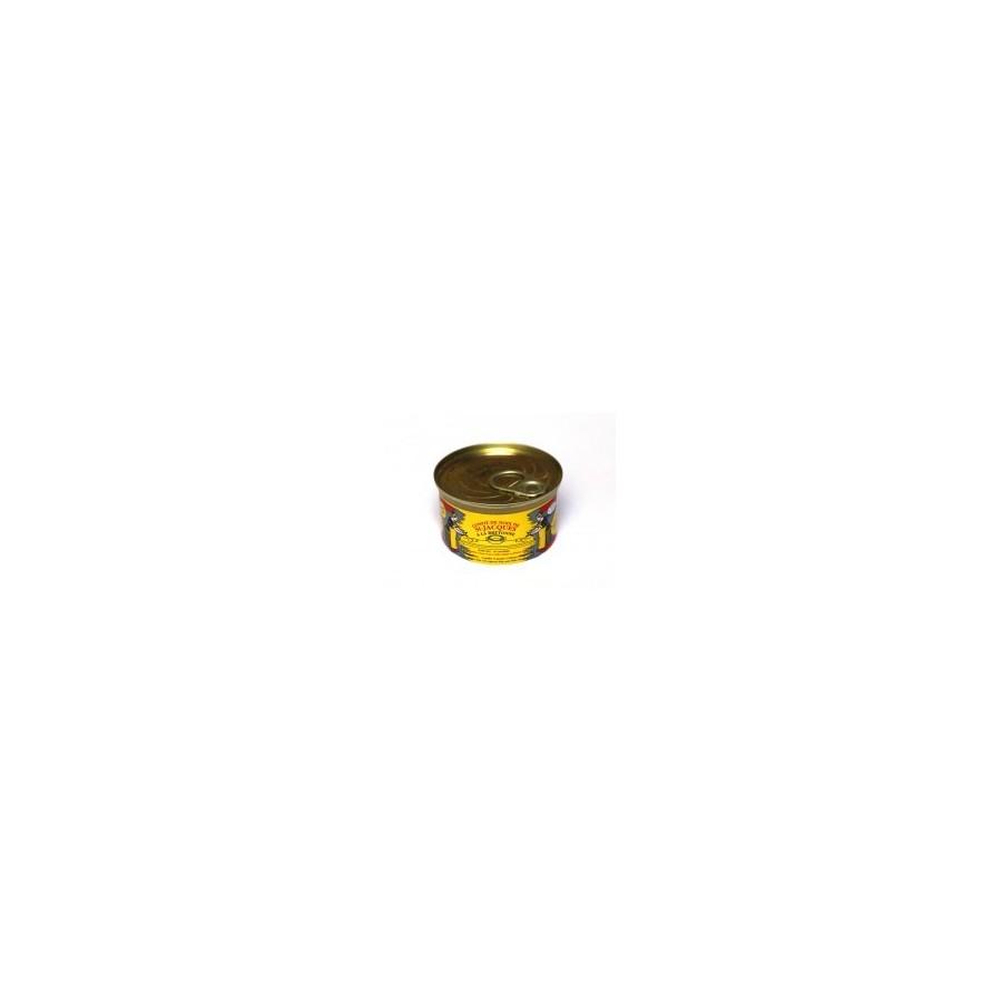Confit de noix de Saint-Jacques,pot de 130g