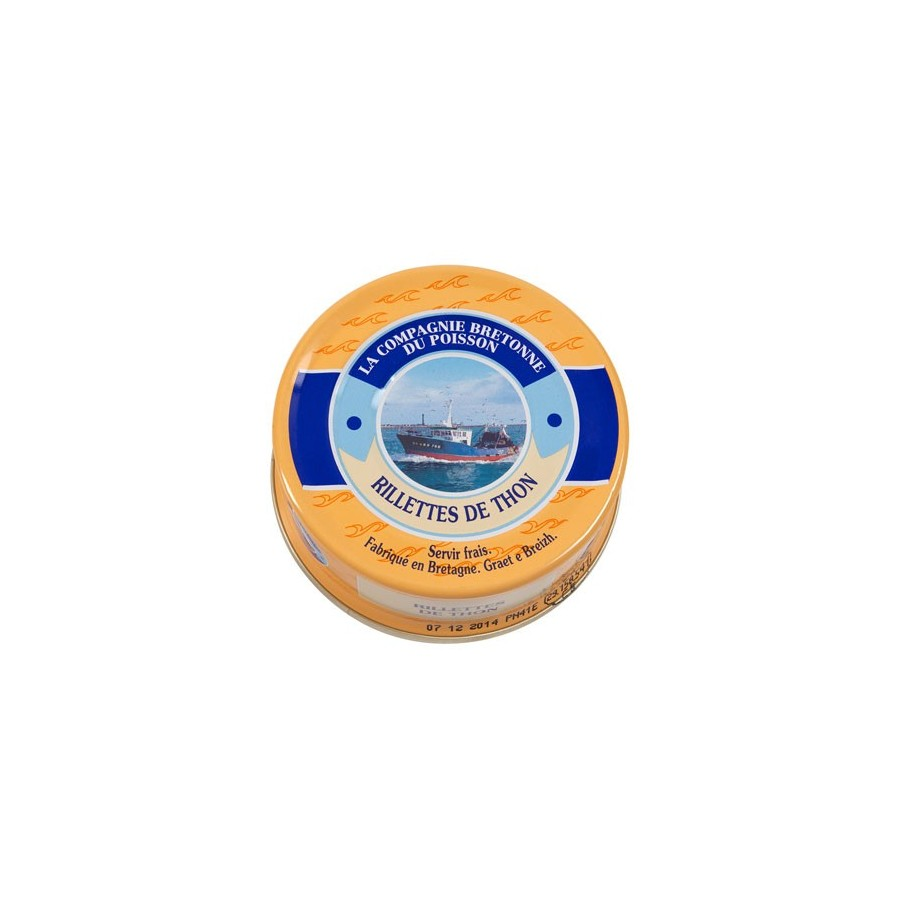 Rillettes de thon Nature 78 g