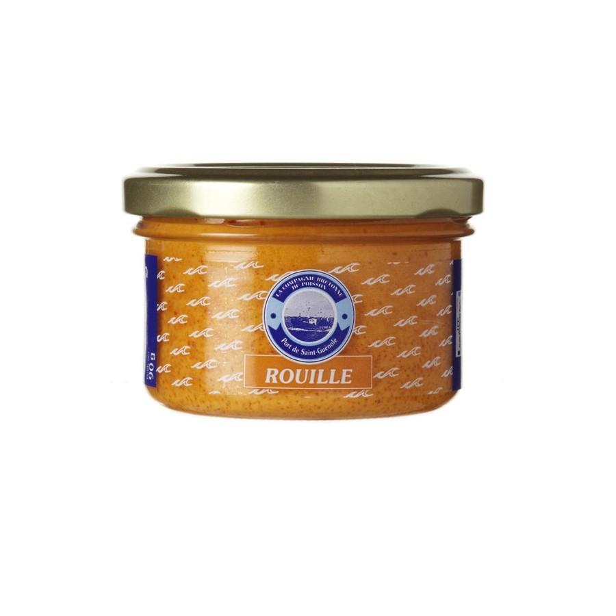Sauce Rouille, verrine 90 gr