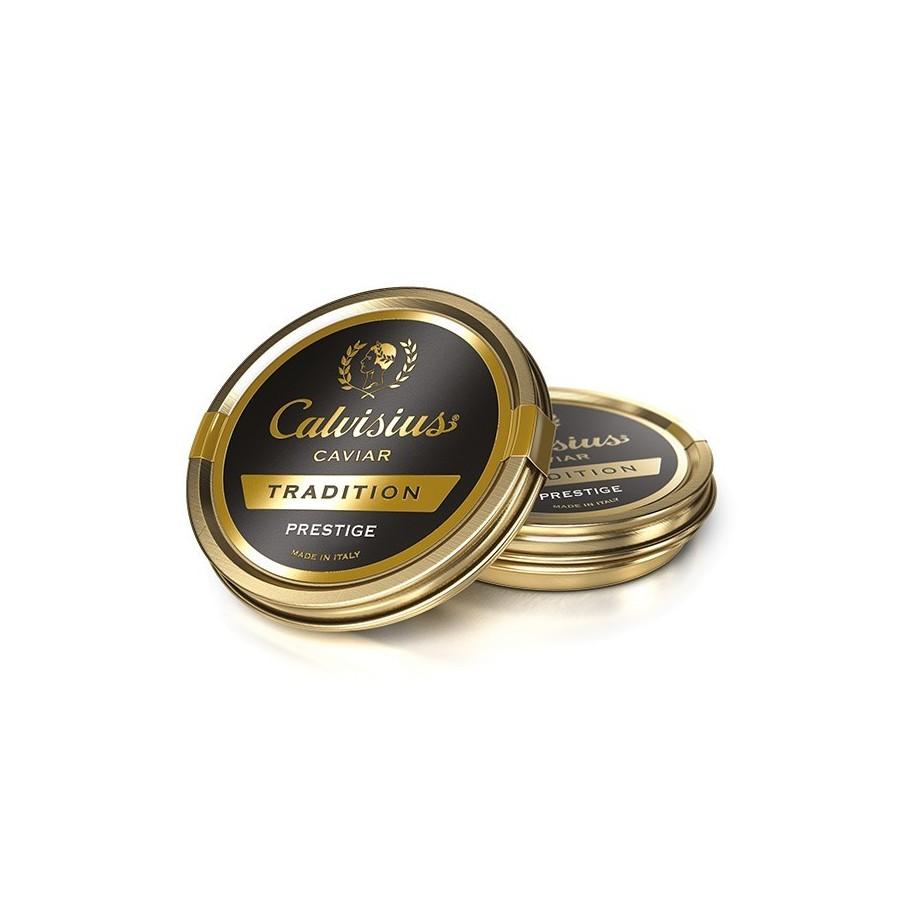Caviar Calvisius Tradition Prestige boite 10 gr