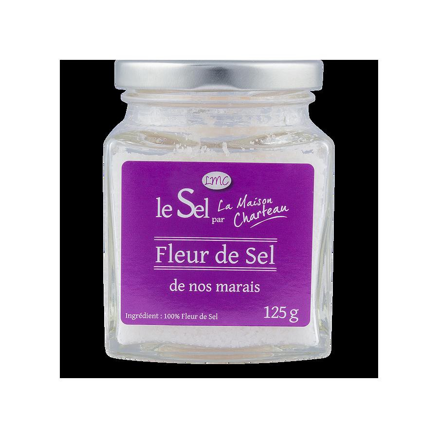 Fleur de sel Guérande Maison Charteau