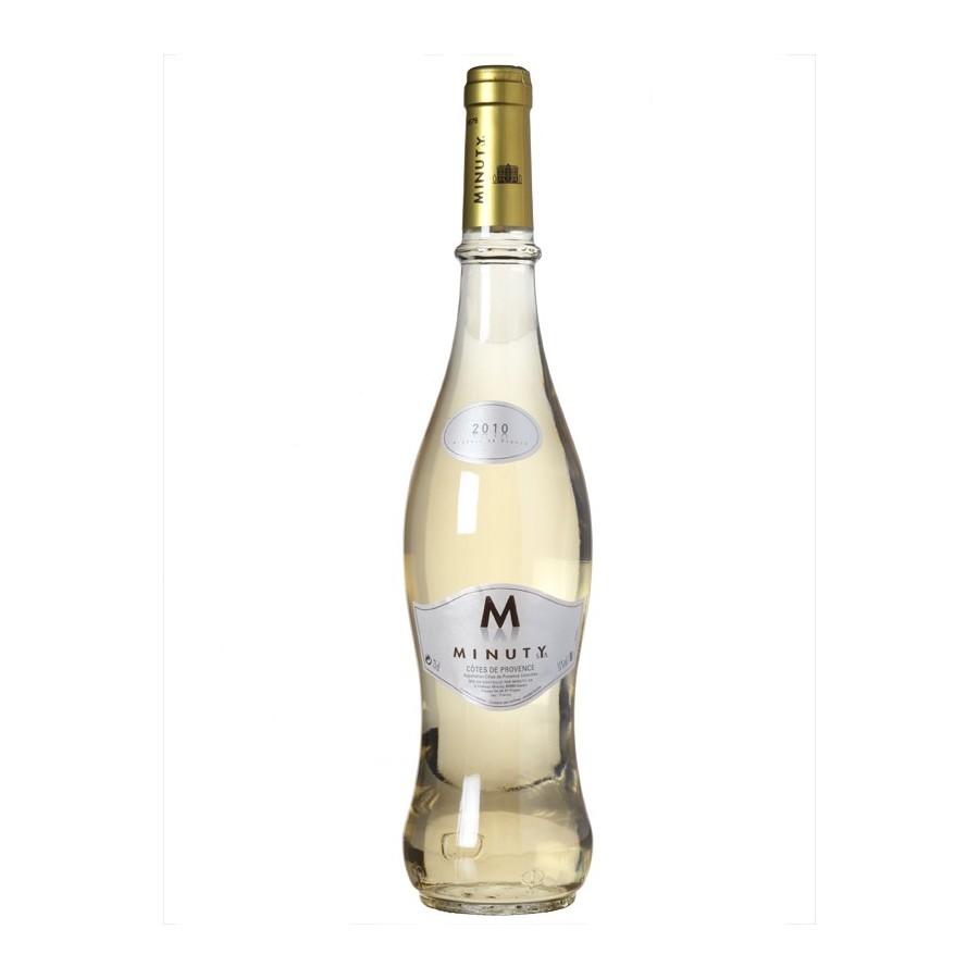 Blanc de Provence M de MINUTY