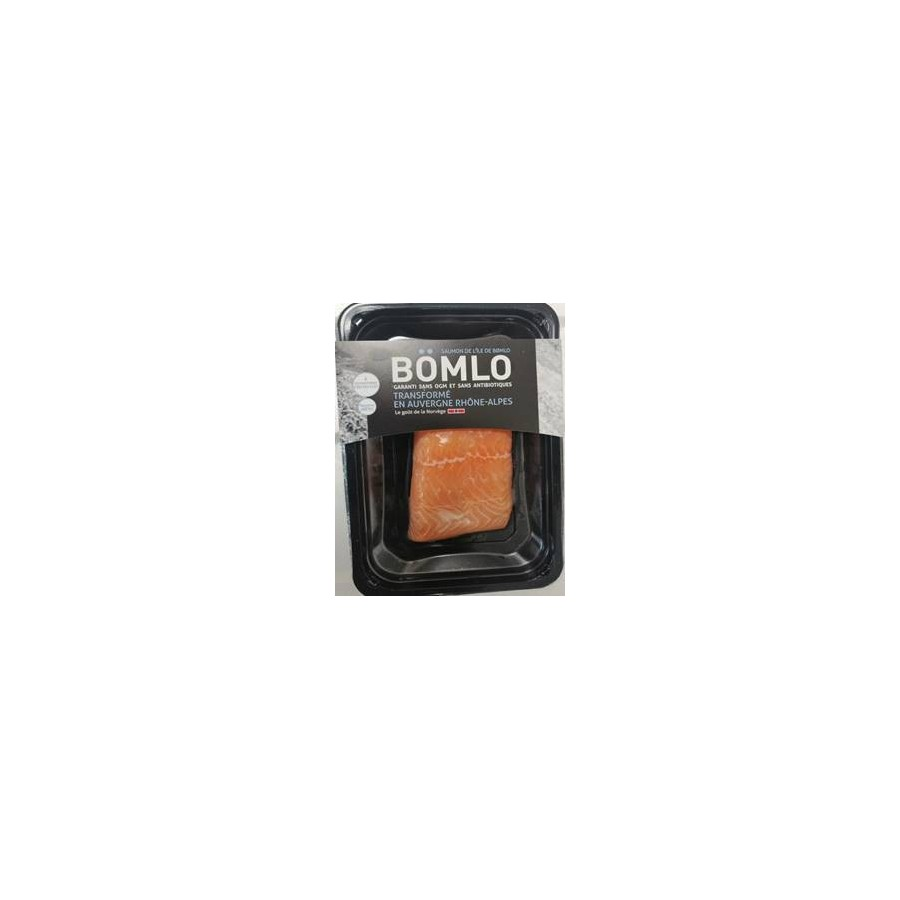 Pavé de saumon sous vide- poisson frais