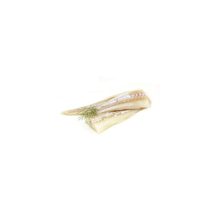 Filet de cabillaud lot de 1 kg (Gadus morhua)