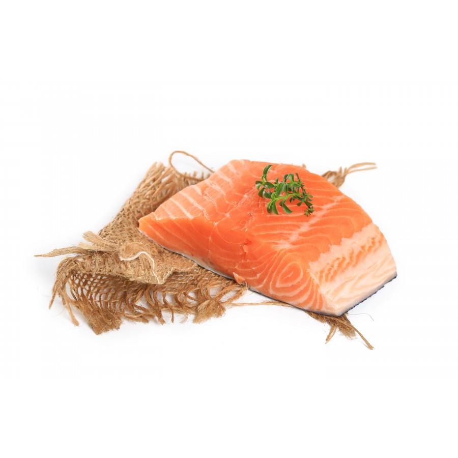 Pavé de saumon lot de 1 kg