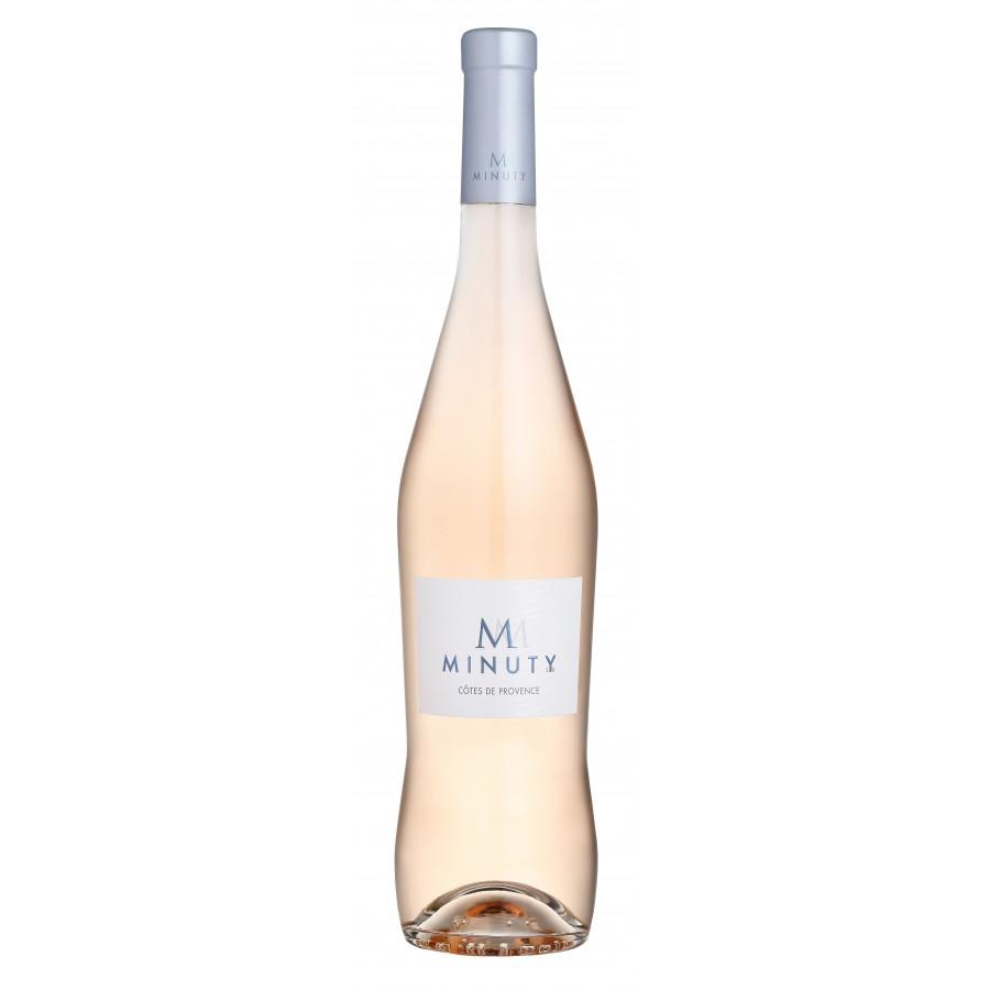 Rosé de Provence M de MINUTY