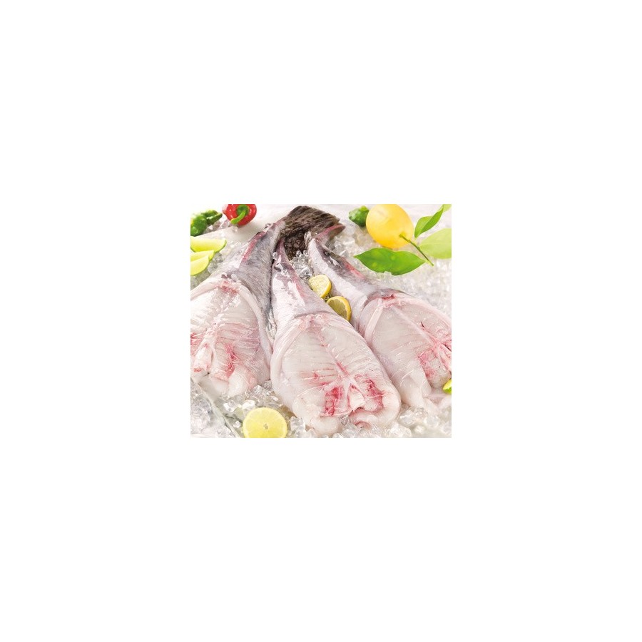 Queue de lotte lot de 2 kg (Lophius spp )